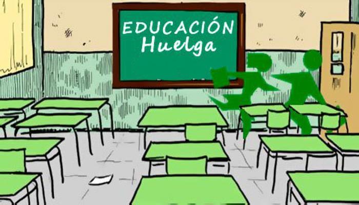Huelga educativa – 4 de marzo